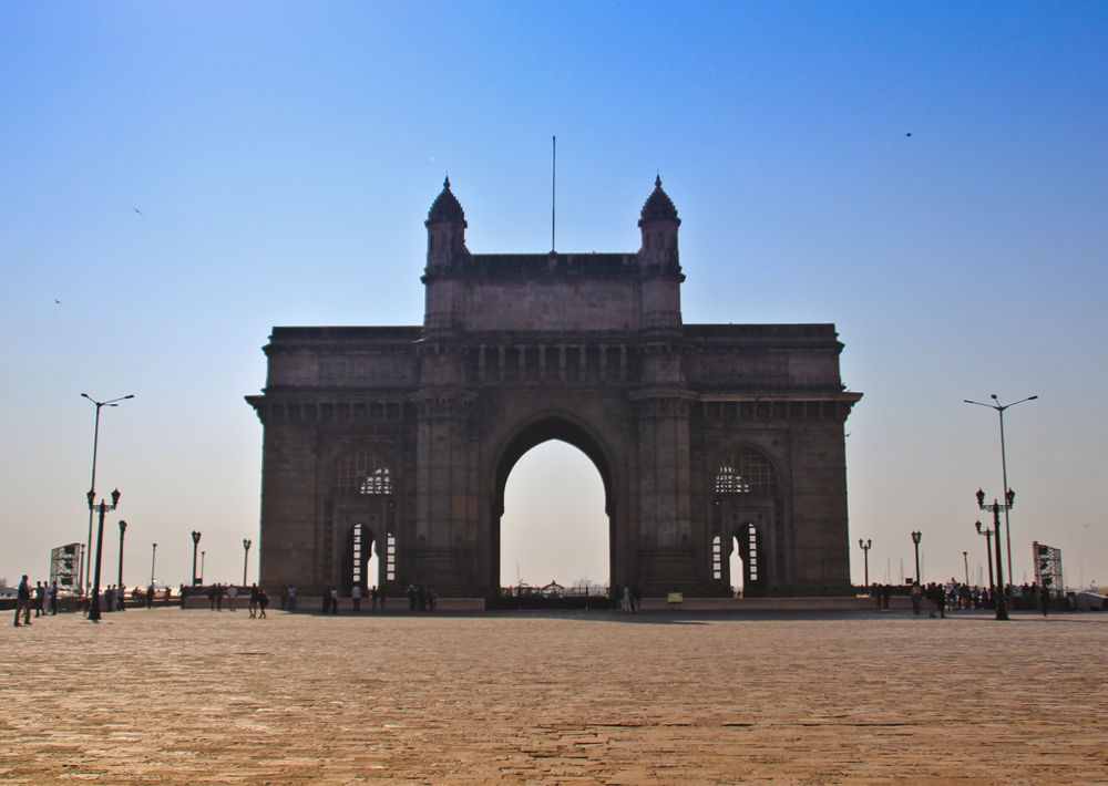 India Gate, Mumbai, India, Lottie Gross