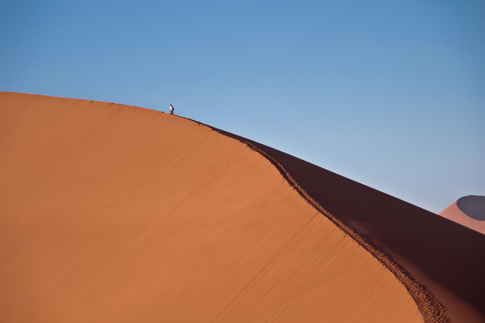 Sand dunes in Namibia, Namib Naukluft National Park