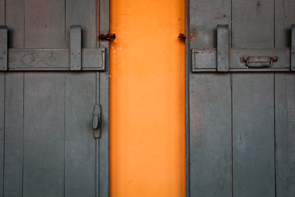 Doorway in Senegal, Africa