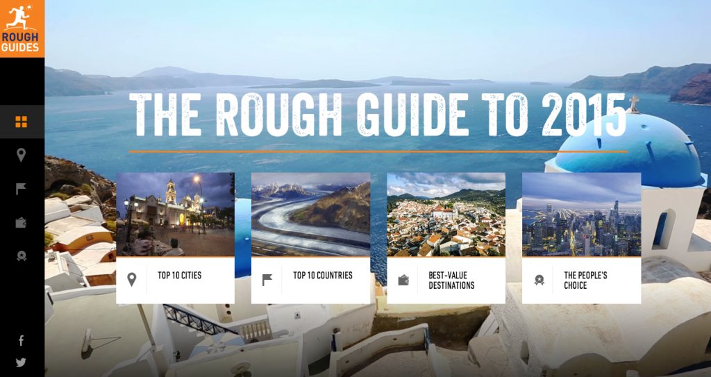 Rough Guide to 2015
