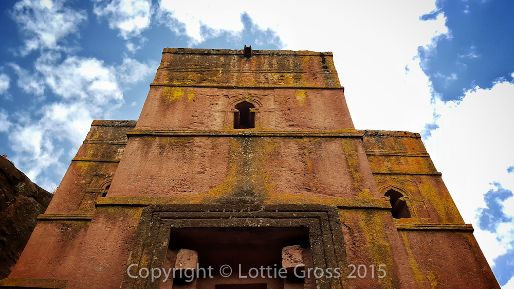 St George Church, Lalibela, Ethiopia